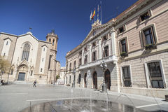 Sabadell Catalonia, Spanien Royaltyfria Bilder