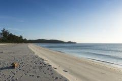 Sabah beach landscape Stock Image
