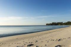 Sabah beach landscape Stock Photography