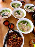 Sabah famous local food Stock Photo