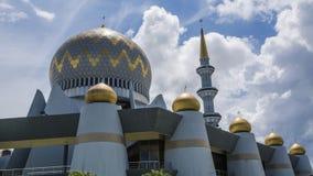 Beautiful Kota Kinabalu stock photography