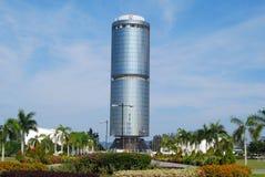 Sabah-Grundlagen-Gebäude Lizenzfreies Stockbild