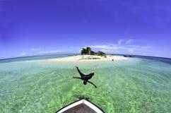 Sabah-Inseln stockfotografie