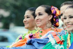 Sabah International Folklore Festival Royalty Free Stock Images