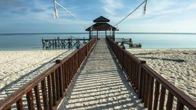 Sabah Mermaid Island Immagini Stock