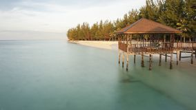Sabah Mermaid Island Fotografie Stock Libere da Diritti