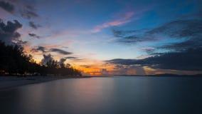 Sabah Mermaid Island Fotografia Stock