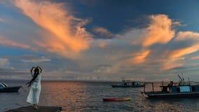 Sabah Mermaid Island Immagine Stock Libera da Diritti