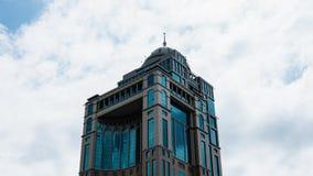 Sabah stanu Admisnistrative centrum w Kot Kinabalu Sabah zdjęcia stock