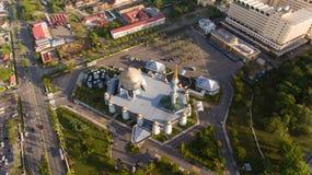 Sabah State Mosque, Sabah stockfotografie