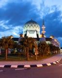 Sabah State Mosque in Kota Kinabalu Borneo royalty free stock photo
