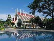 Sabah State Museums royalty-vrije stock foto