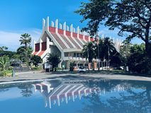 Sabah State Museums stockfotografie