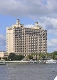 Sabana, el 8 de agosto: Hotel de Westin de la sabana en Georgia los E.E.U.U. Imagen de archivo