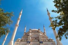 Sabanci-Moschee Lizenzfreies Stockbild