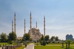 Sabanci-Moschee Stockbilder