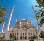 Sabanci-Moschee Lizenzfreies Stockfoto