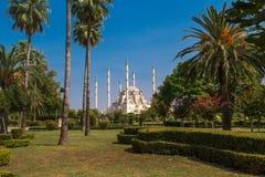 Sabanci-Moschee Lizenzfreie Stockbilder