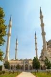 Sabanci-Moschee Stockfotos