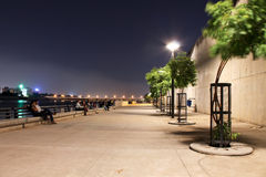Sabarmati Riverfront Royalty Free Stock Image