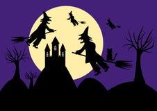 Sabat da bruxa Imagem de Stock Royalty Free