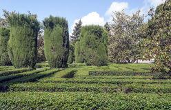 Sabatini Gardens Stock Photography