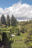 Sabatini Gardens in vertical Royalty Free Stock Photography