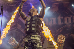 Sabaton Royalty Free Stock Photo
