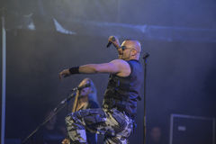 Sabaton Royalty Free Stock Photography