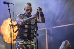 Sabaton Stock Photography