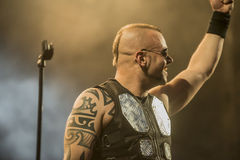 Sabaton Royalty Free Stock Image