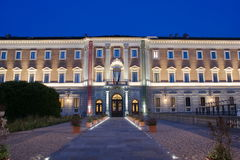 Sabauda Gallery in Turin, Italy Stock Image