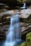 Sabbaday Falls long exposure Stock Photos