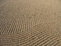 Sabbia 3 di zen immagini stock libere da diritti