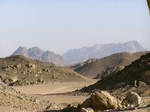 Sabbia araba Dunes1, Egitto, Africa Immagini Stock