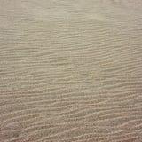 Sabbia beige Fotografie Stock Libere da Diritti