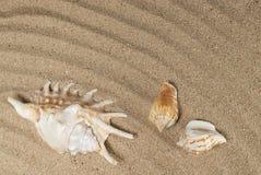 Sabbia con le coperture Immagini Stock Libere da Diritti