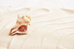 Sabbia con le coperture Immagini Stock