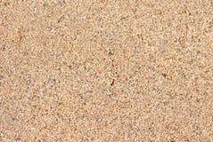 Sabbia del fiume. Fotografie Stock Libere da Diritti