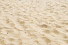 Sabbia della spiaggia Fotografia Stock