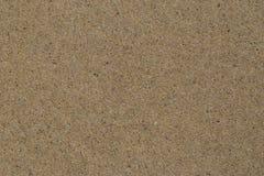 Sabbia di mare del fondo Fotografia Stock