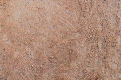 Sabbia di Pebbled Immagine Stock