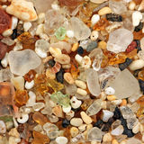 Sabbia di vetro da Kauai Immagine Stock Libera da Diritti