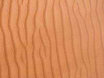 Sabbia dorata Immagini Stock