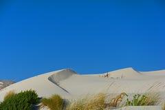 Sabbia e dune Immagini Stock Libere da Diritti
