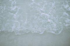 Sabbia e mare Immagini Stock Libere da Diritti