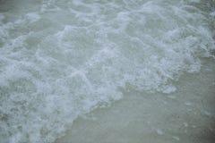 Sabbia e mare Fotografie Stock Libere da Diritti