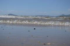 Sabbia e pietre Fotografie Stock Libere da Diritti