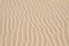 Sabbia nella spiaggia Immagine Stock Libera da Diritti