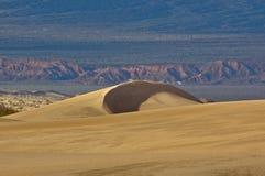 Sabbia Ridge negli appartamenti del Mesquite Fotografia Stock